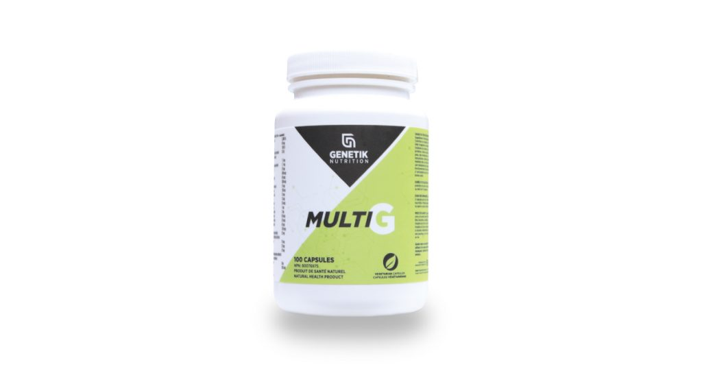 Maximize your health with multivitamins